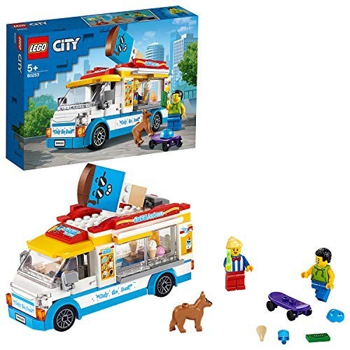 Gioco LEGO City Great Vehicles Furgone dei Gelati