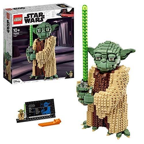 Modellino Lego - Star Wars maestro Yoda