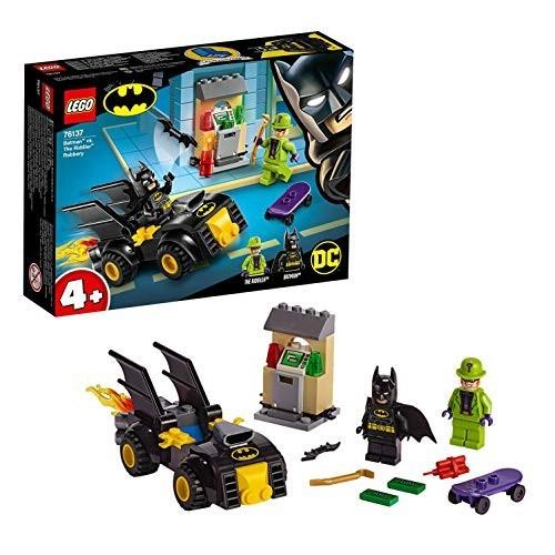 LEGO Super Heroes Batman e la Rapina dell'enigmista