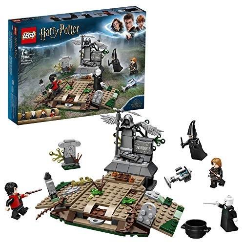 Gioco LEGO Harry Potter Ascesa di Voldemor