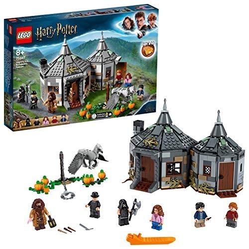 Gioco LEGO Harry Potter La Capanna di Hagrid