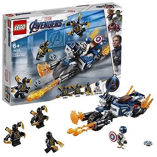 Gioco LEGO Super Heroes Captain America