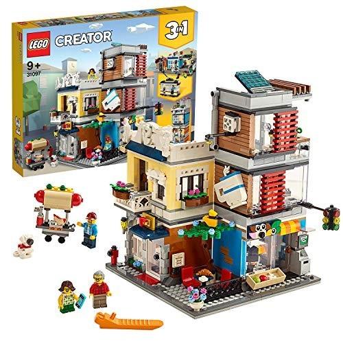 Gioco LEGO Creator - Negozio degli Animali & Café