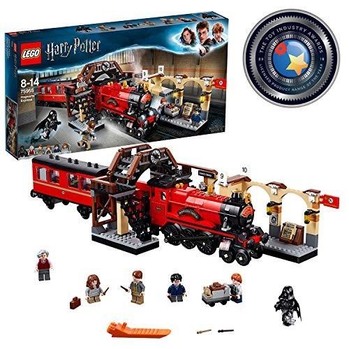 Gioco LEGO Harry Potter treno Espresso per Hogwarts
