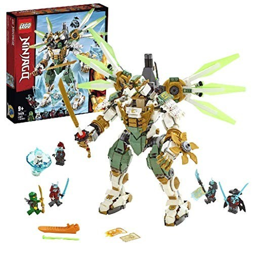 Gioco LEGO Ninjago - Mech Titano di Lloyd