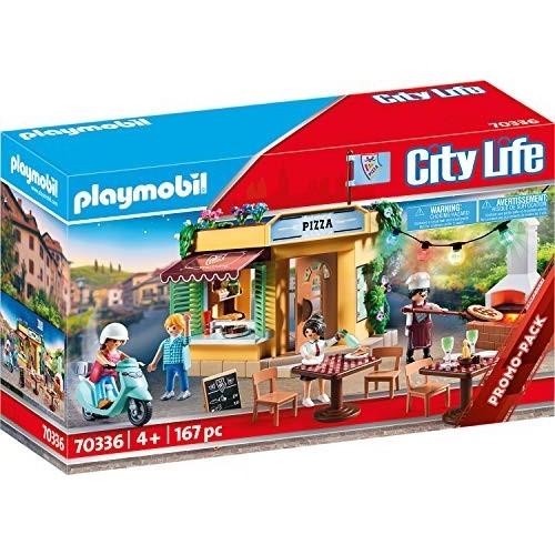 Giocattolo modellino Pizzeria - Playmobil City Life