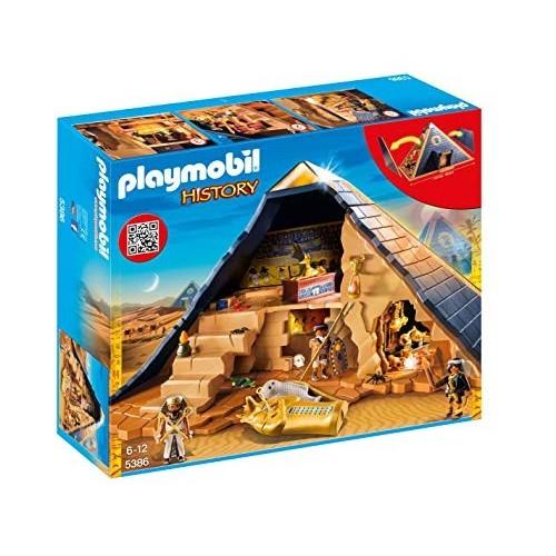 Giocattolo Piramide del Faraone - Playmobil History