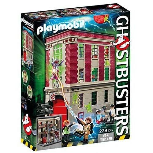 Playmobil Caserma dei Ghostbusters