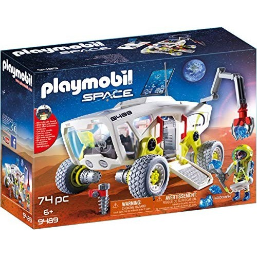 Gioco Space Shuttle esplorazione su Marte - Playmobil