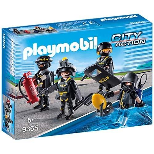Squadra d'assalto della Polizia - Playmobil City Action