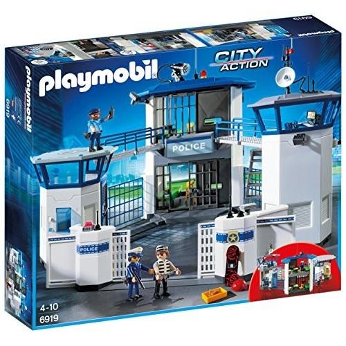 Gioco Prigione e Stazione di Polizia - Playmobil City Action