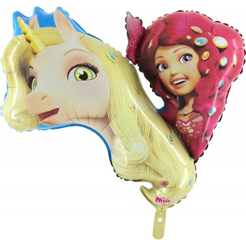 Foil Mia and me