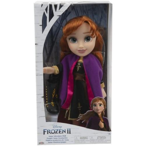 Bambola Anna con vestito delle avventure, frozen 2
