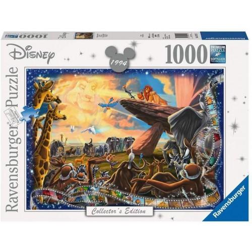 Puzzle Il Re Leone Disney da 1000 Pezzi - Ravensburger