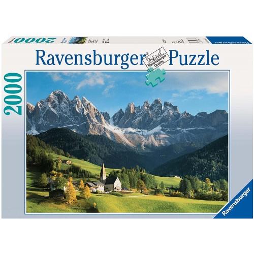 Puzzle Dolomiti con 2000 Pezzi - Ravensburger