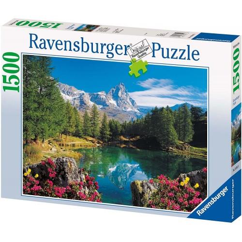 Puzzle località Cervino da 1500 pezzi - Ravensburger