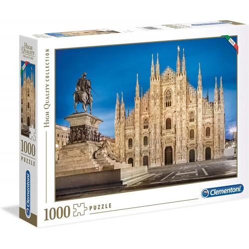Puzzle duomo di Milano - 1000 Pezzi - Clementoni
