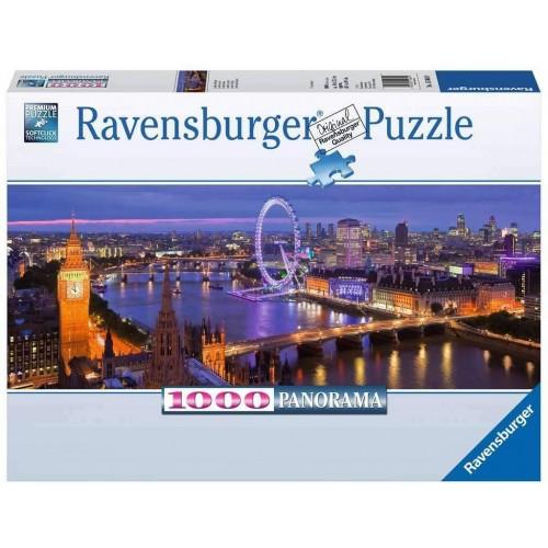 Puzzle di Londra con 1000 Pezzi - Ravensburger