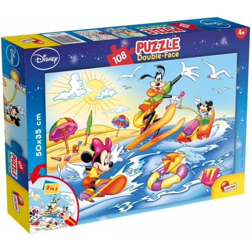 Puzzle Topolino Mickey Mouse da 108 Pezzi - Disney