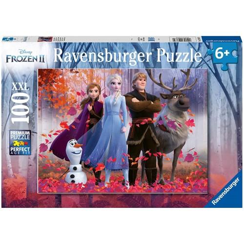 Puzzle Frozen 2 Disney da 100 Pezzi - Ravensburger