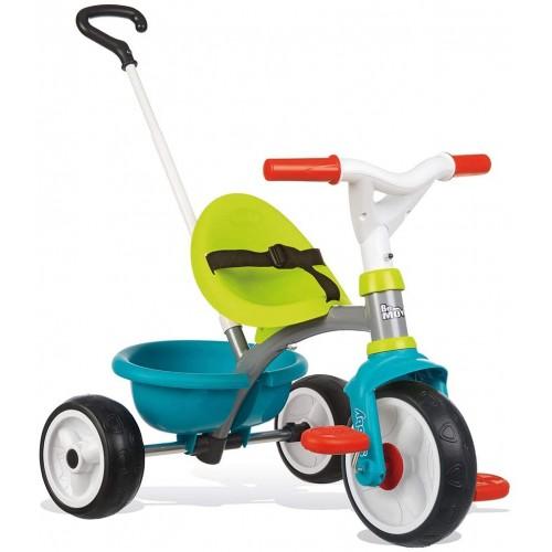 Triciclo con ruote silenziose - Smoby