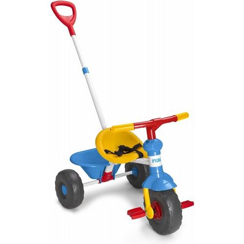 Triciclo azzurro Baby Trike - Feber