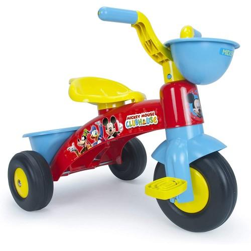 Triciclo Mickey Mouse, Topolino Disney di plastica