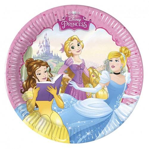 Piatti Principesse Disney