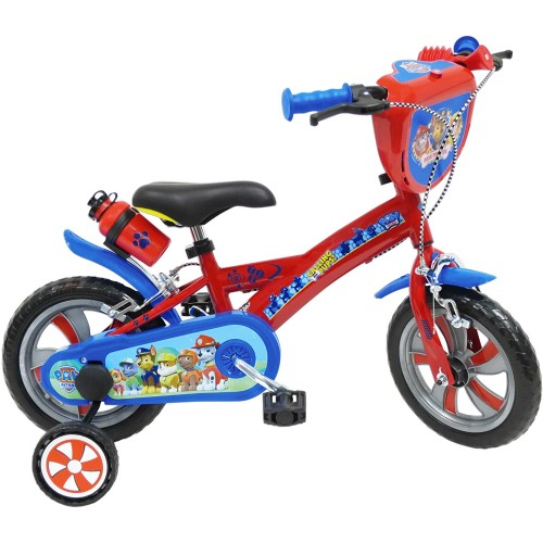 Bicicletta Paw Patrolper bambini