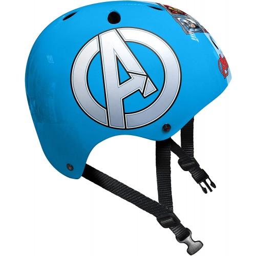 Casco bici Avengers da 53/57 cm - Marvel