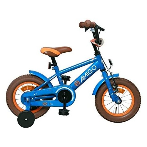 Bicicletta per bambini modello sport da 12 pollici