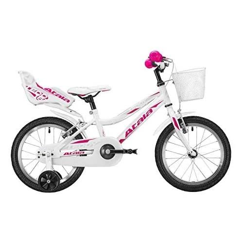 Bicicletta Teddy Girl 120cm con telaio in acciaio - Atala