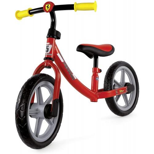 Bicicletta Scuderia Ferrari senza pedali
