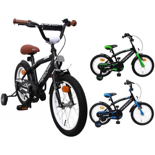 Bicicletta bambini da 16 pollici BMX Fun - AMIGO