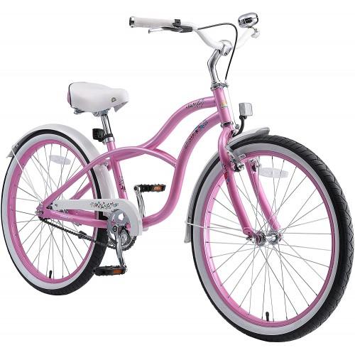 Bicicletta per bambini 10-13 Anni 24 pollici - BIKESTAR