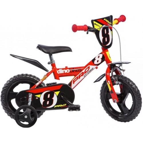 Bicicletta bambini da corsa numero 8  - Dino Bikes