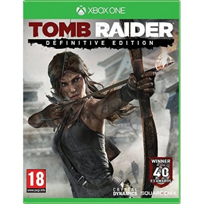 Videogame Tomb Raider: Definitive Edition XBox One