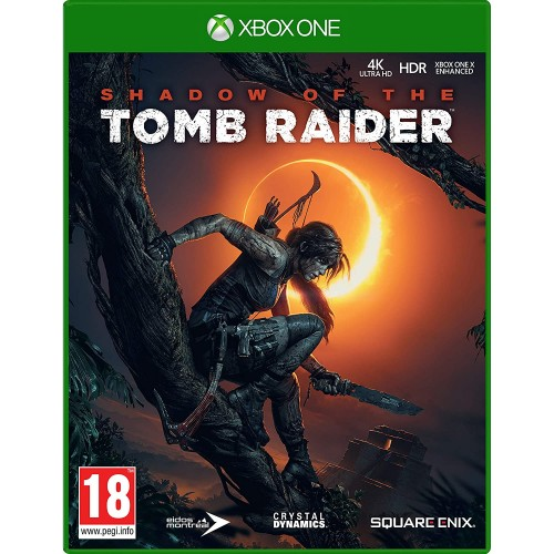 Videogame Shadow of the Tomb Raider per Xbox One