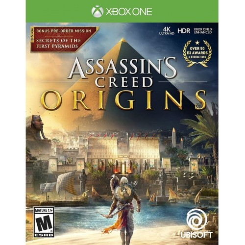 Videogioco AssassinS Creed: Origins per Xbox One