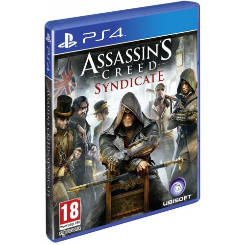 Videogame Assassins Creed Syndicate - PlayStation 4