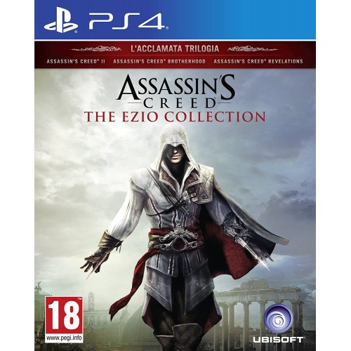 Assassins Creed The Ezio Collection - PlayStation 4