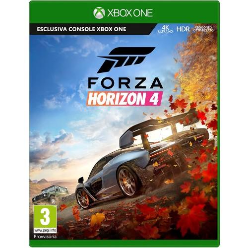 Videogame Forza Horizon 4 per Xbox One