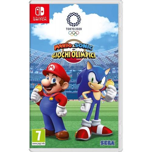 Videogioco Mario & Sonic ai Giochi Olimpici di Tokyo 2020 - Nintendo Switch