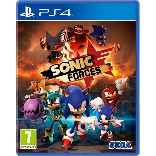 Videogioco Sonic Forces per PlayStation 4