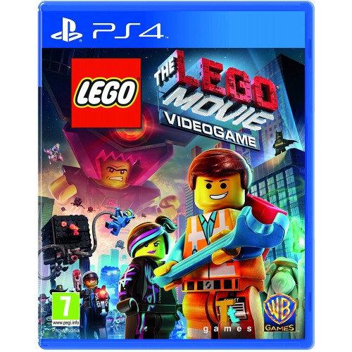 Videogame The LEGO Movie per PS4