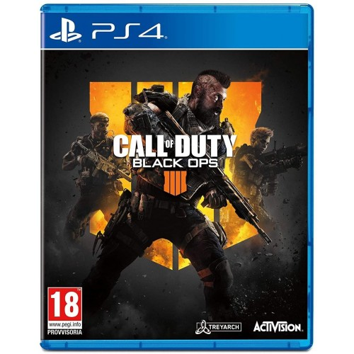 Videogioco Call of Duty: Black Ops IIII per PS4