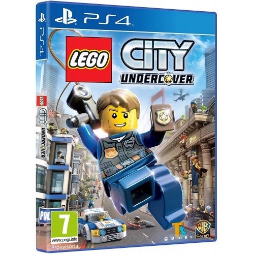 Videogame PS4 Lego City Undercover