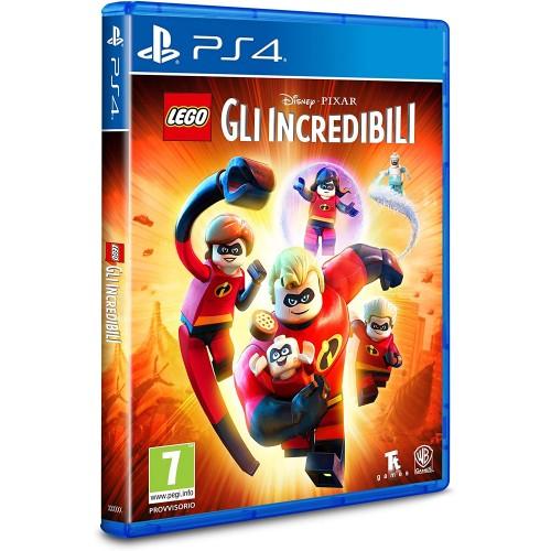 Videogioco Lego Gli Incredibili per PlayStation 4