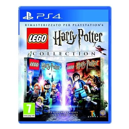 Videogame per Ps4 Lego Harry Potter