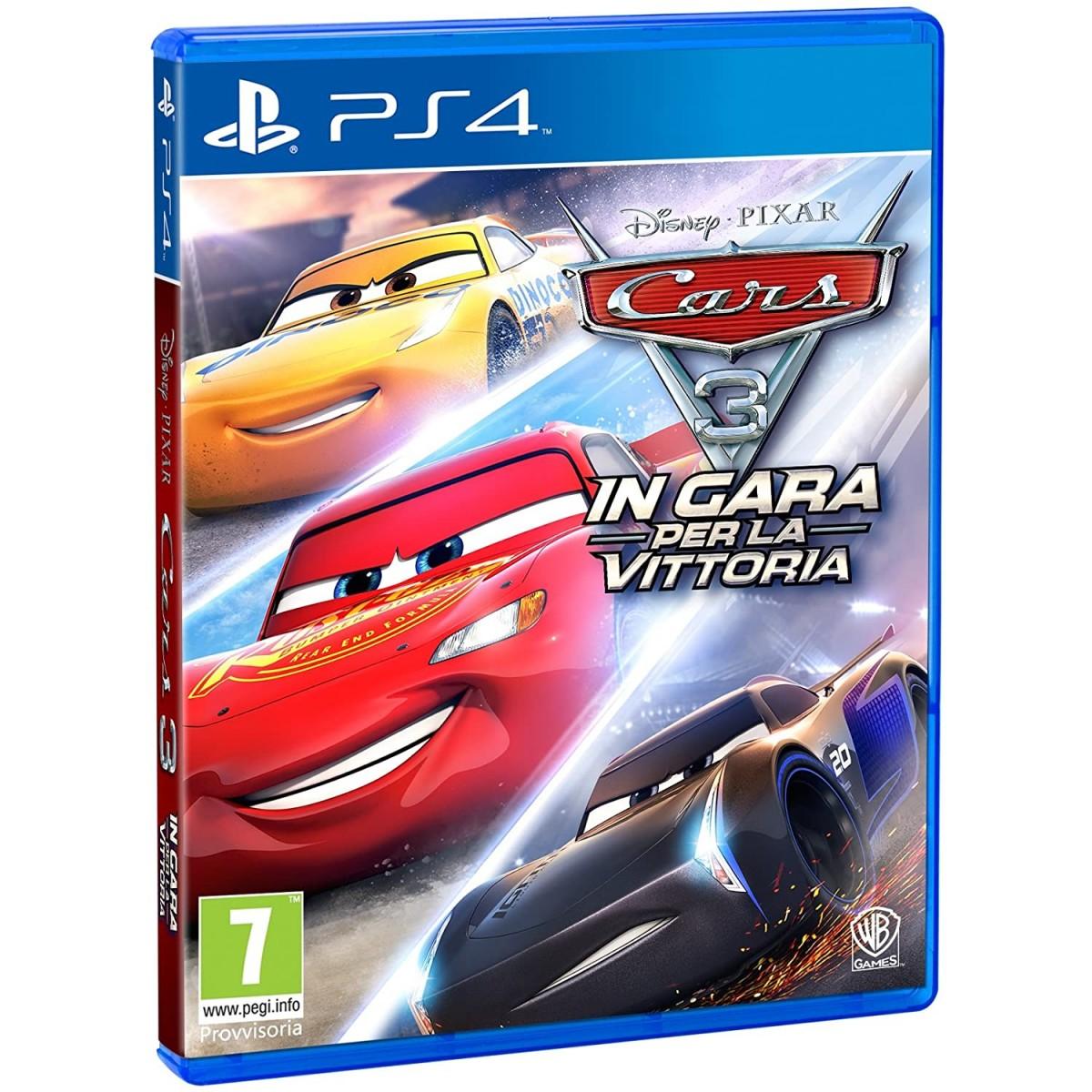 Videogioco Cars 3 per PlayStation 4